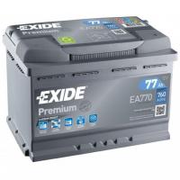 [Autobatéria EXIDE PREMIUM MERCEDES-BENZ SPRINTER 4-T (904) 410 D, ( 02.1996  --->  05.2006 )]