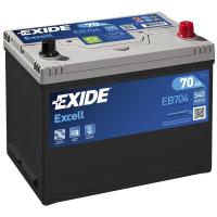 [Autobatéria EXIDE EXCELL SUZUKI VITARA (ET, TA) 2.0 TD, ( 12.1994  --->  03.1998 )]