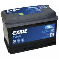 [Autobatéria EXIDE EXCELL SUZUKI VITARA CABRIO (ET) 2.0 HDI, ( 12.2003  --->  12.2005 )]