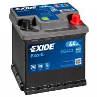 [Autobatéria EXIDE EXCELL ZASTAVA ROADSTER 1.2 60, ( 10.2005  --->  )]