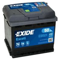 [Autobatéria EXIDE EXCELL ZASTAVA YUGO 1.3 65 EFI, ( 08.1991  --->  06.1995 )]
