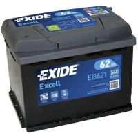 [Autobatéria EXIDE EXCELL ZAZ LANOS 1.6 16V, ( 10.2004  --->  )]