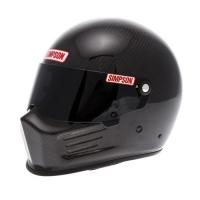 [Carbon Helmet Simpson Bandit]