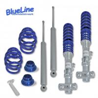 [Športový nastaviteľný podvozok JOM BlueLine BMW E34 Touring]