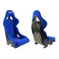 [Športová sedačka Bimarco Expert II Welur Blue FIA]