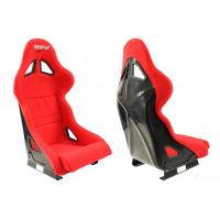 [Športová sedačka Bimarco Expert II Welur Red FIA]