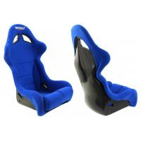 [Športová sedačka Bimarco Futura Welur Blue FIA]