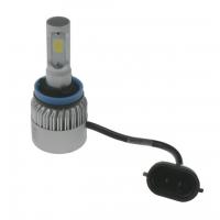 [COB LED H16 biela, 9-32V, 8000LM, IP65]