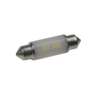 [LED sulfid (39mm) biela, 12V, 3D 1,5W]