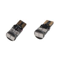 [LED T10 RGB, 12V, 6LED / 5050SMD]