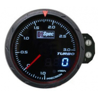 [Zegar D1Spec 60mm - Turbo Electric 1-3 BAR]