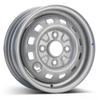 "[13"" original plechový disk pre Chevrolet (Daewoo) Matiz, typ KLAK, motor S, r.v.: 06.05 - 03.10]"