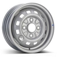 "[13"" original plechový disk pre Chevrolet (Daewoo) Matiz, typ KLAK, motor SX, r.v.: 06.05 - 03.10]"