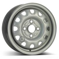 """[13"""" original plechový disk pre Kia Sephia I, typ FA, motor 1.6SLX, r.v.: 10.93 - 04.98]"""