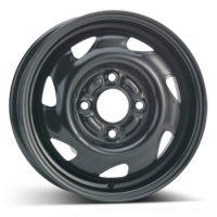 "[13"" original plechový disk pre Mazda 121, typ JASM/JBSM, motor 1.3i, r.v.: 03.96 - 03.03]"
