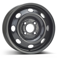 "[13"" original plechový disk pre Renault R21, typ L48, motor GTS, r.v.: 03.86 - 03.94]"