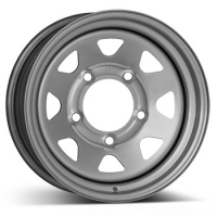 "[17"" original plechový disk pre Nissan Navara/Pathfinder, typ D40/R51, motor Navara Double Cab 2.5dCi 4x4, r.v.: 05.05 -]"