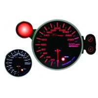 [ZEGAR DEPO seria PK 115mm Prędkościomierz GPS]