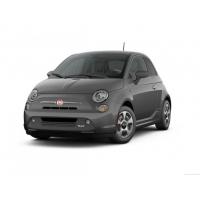 [Elektromobil Fiat 500e Sivý 2014 #902]