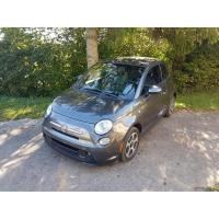 [Elektromobil Fiat 500e Sivý 2014 #988]
