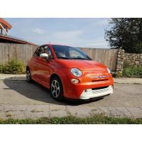 [Elektromobil Fiat 500e Oranžový 2014 #711]