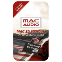 [MAC AUDIO SD Karta 600 NAV]