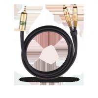 [Oehlbach NF1/Jack kábel 3,5mm/Cinch 1m]
