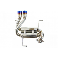 [Cat Back Exhaust BMW E90 323i E91 320I 320D 330D]