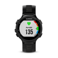 [Garmin Forerunner 735XT Black & Gray]