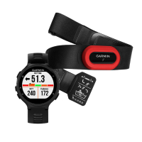 [Garmin Forerunner 735XT Black & Gray Run Bundle]