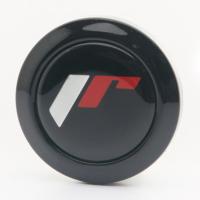 [Stredová Puklička JR-10 Flat type Black]