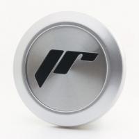 [Stredová Puklička JR-10 Flat type Silver]