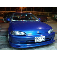 [ABS predný podnárazník Honda Civic V 2/3 D 92-95 Mugen]