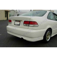 [Dokładka ABS Tył Honda Civic VI 2/4D 96-98]