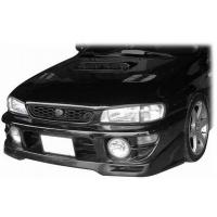 [Dokładka PU Przód Subaru Impreza MK1 99-00]