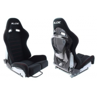[Športová sedačka SLIDE X3 Black (škrupina) S]