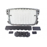 [GRILL AUDI A3 8P RS-STYLE CHROME (09-12) PDC]
