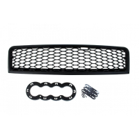 [GRILL AUDI A6 C5 RS-STYLE BLACK (01-05)]