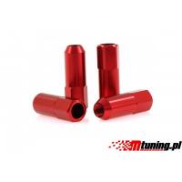 [Nakrętki JBR 60mm M12 x1.5 RED]