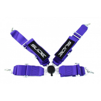 "[Pasy sportowe SLIDE Quick 4p 3"" Purple]"
