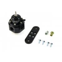 [Regulator ciśnienia paliwa AEM Electronics 1000HP 1,5-10 Bar AN6 Black]