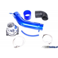 [Układ dolotowy MITSUBISHI GALANT V6 99+ BLUE blue]