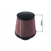 [Filtr stożkowy TURBOWORKS H:130mm OTW:60-77mm Purple]