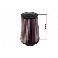 [Filtr stożkowy TURBOWORKS H:200mm OTW:80-89mm Purple]