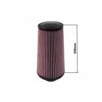 [Filtr stożkowy TURBOWORKS H:250mm OTW:60-77mm Purple]