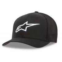 [Dámska čierna šiltovka AGELESS TRUCKER HAT Alpinestars 1W38-81200 1020]