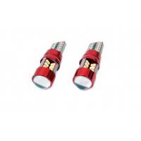 [LED VERTEX CANBUS 27SMD 3014 T10e (W5W)  White 12V/24V]