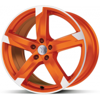[RONDELL DESIGN 01RZ - RACING-ORANGE POLIERT]