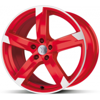 [RONDELL DESIGN 01RZ - RACING-ROT POLIERT]