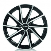 [ALUTEC SINGA - DIAMOND BLACK FRONT POLISHED]